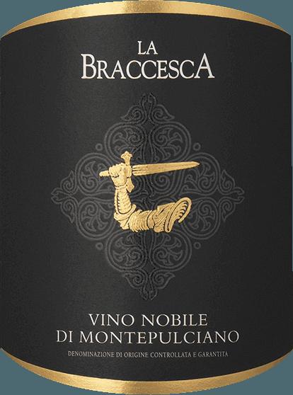Vino Nobile di Montepulciano DOCG 2017 - La Braccesca von Tenuta La Braccesca (Antinori)