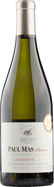 Single Vineyard Collection Blanc 2018 - Paul Mas Reserve