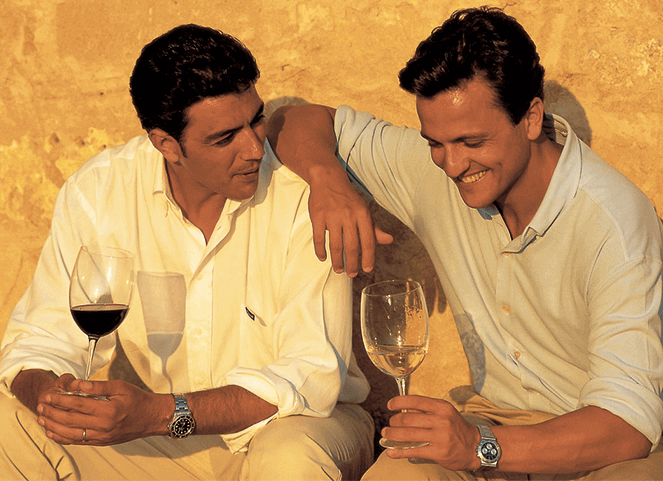 Alberto and Diego Cusumano