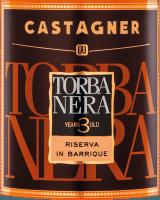 Voorvertoning: Torba Nera Grappa Aquavite d'Uva 3 Anni - Castagner