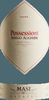 Preview: Possessioni Rosso 2017 - Serego Alighieri