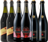 6-tasting-pack - strawberry-fruity drinking pleasure with Fragolino