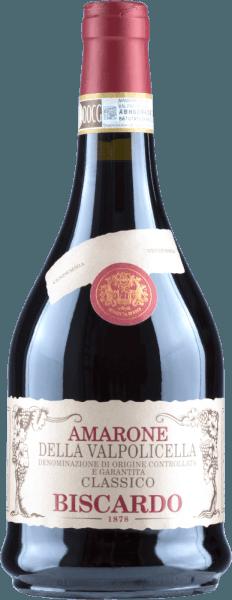 Amarone delle Valpolicella Classico DOCG 2015 - Biscardo
