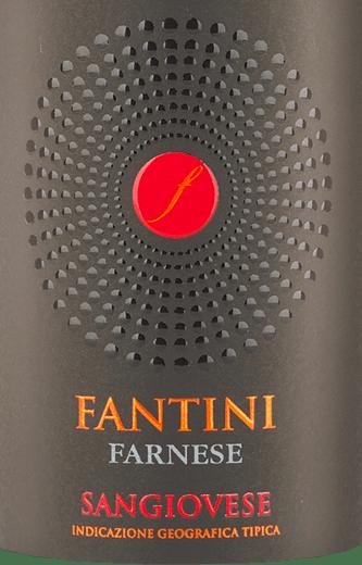 Fantini Sangiovese 1,5 l Magnum 2018 - Farnese Vini von Farnese Vini