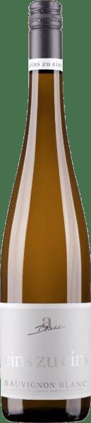 Sauvignon Blanc eins zu eins trocken 2020 - A. Diehl
