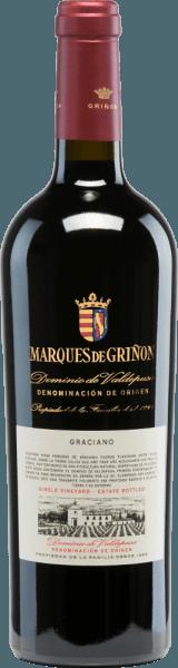 Graciano Dominio de Valdepusa DO 2013 - Marques de Grinon von Marques de Griñon