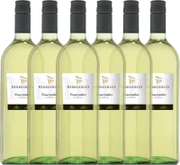 6-pack - White Mulled Wine Herrenhaus Feuerzauber 1,0 l - Lergenmüller