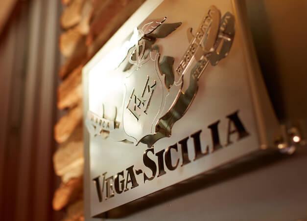 Vega Sicilia Wappen