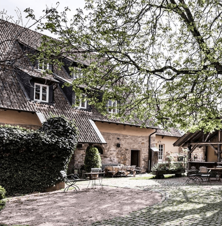 The The winery Wagner-Stempel in Rheinhessen