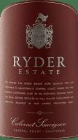 Voorvertoning: Ryder Estate Cabernet Sauvignon 2017 - Scheid Vineyards