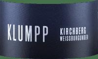 Voorvertoning: Kirchberg Weissburgunder trocken 2019 - Klumpp