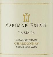 Voorvertoning: La Masía Chardonnay 2018 - Marimar Estate