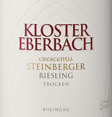 Steinberger Riesling Crescentia 2019 - Kloster Eberbach von Weingut Kloster Eberbach