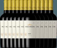 12er Vorteils-Weinpaket - Kaiken Malbec 2018 - Viña Kaiken