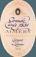 Voorvertoning: Aimery Grande Cuvée 1531 Rosé Crémant Brut - Sieur d'Arques