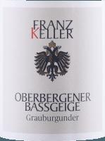Voorvertoning: Oberbergener Bassgeige Grauburgunder 2018 - Weingut Franz Keller
