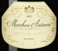 Voorvertoning: Marchese Antinori Contessa Maggi Riseva Franciacorta DOCG 2007 - Tenuta Montenisa