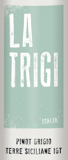 De Pinot Grigio van La Trigi fonkelt in het glas in een helder strogeel en streelt de neus met de typische druivenaroma's van verse appels, citrusfruit en een hint van tropisch fruit en bittere amandel. Deze Italiaanse witte wijn uit Veneti verwent het gehemelte met zijn frisse, fruitige en pittige indruk en een knapperige zuurgraad. Spijs aanbeveling voor de La Trigi Pinot Grigio Geniet van deze droge witte wijn bij pasta of kruidige gerechten zoals tandoori vlees of empanadas.