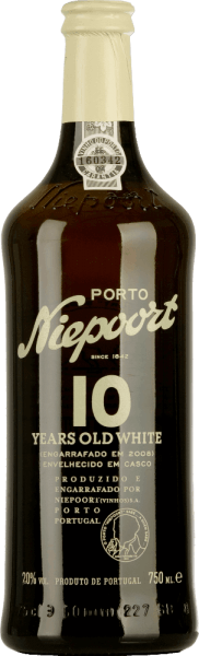 White 10 Years Old Port - Niepoort von Niepoort