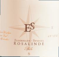 Voorvertoning: Rosalinde Rosé 1,0l 2020 - Ellermann-Spiegel