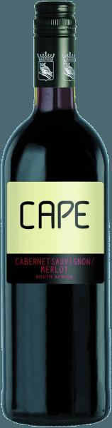 Cape Cabernet Sauvignon Merlot 2017 - Du Toit Family Wines