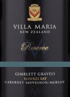 Preview: Cabernet Sauvignon Merlot Reserve 2014 - Villa Maria
