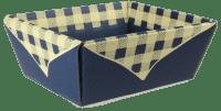 Gift Basket Picnic Sapphire Cream