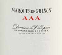 Preview: AAA Dominio de Valdepusa DO 2013 - Marques de Grinon