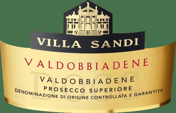De Villa Sandi Prosecco Superiore Valdobbiadene Spumante Extra Dry is een eersteklas Prosecco Spumante in het wijnglas. Hier heeft hij een prachtig briljante, platina gele kleur. In het centrum toont deze Prosecco Spumante een expressieve kleur. Het bouquet van de Prosecco Spumante uit Veneto betovert met aroma's van citroengras, citroen, lavendel en moerbei.Juist het fruitige karakter maakt deze wijn zo bijzonder. De Villa Sandi Prosecco Superiore Valdobbiadene Spumante Extra Dry onthult een ongelooflijk fruitige smaak op de tong, wat natuurlijk ook te danken is aan zijn restzoetheid. Lichtvoetig en complex presenteert deze lichte en fluweelzachte Prosecco Spumante zich in de mond. Dankzij de evenwichtige fruitzuren flatteert de Prosecco Superiore Valdobbiadene Spumante Extra Dry met een aangename smaaksensatie zonder aan frisheid in te boeten. De finale van deze Prosecco Spumante uit het wijnbouwgebied Veneto, die kan rijpen, overtuigt uiteindelijk met een prachtige nagalm. Vinificatie van de Prosecco Superiore Valdobbiadene Spumante Extra Dry van Villa Sandi De elegante Prosecco Superiore Valdobbiadene Spumante Extra Dry uit Italië is een mousserende wijn van één enkel ras, gemaakt van het druivenras Glera. Na de handmatige oogst bereiken de druiven onmiddellijk de wijnmakerij. Hier worden ze gesorteerd en zorgvuldig gemalen. De gisting volgt in roestvrijstalen tanks bij gecontroleerde temperaturen. Aan het einde van de gisting kan de Prosecco Superiore Valdobbiadene Spumante Extra Dry nog enkele maanden op de fijne droesem harmoniseren. Spijs aanbeveling voor de Prosecco Superiore Valdobbiadene Spumante Extra Dry van Villa Sandi Deze Prosecco Spumante uit Italië wordt het best zeer goed gekoeld gedronken bij 5 - 7°C. Hij past perfect bij gebakken appelen met yoghurtsaus, strudel van peer en limoen of gelei van amandelmelk met lychees. Prijzen voor de Prosecco Superiore Valdobbiadene Spumante Extra Dry van Villa Sandi Naast een prijs-kwaliteitsverhouding kan deze