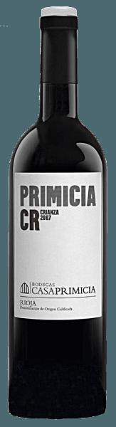De Crianza DOCa Rioja Alavesa van Bodegas Casa Primicia presenteert zich in robijnrode kleur met baksteenrode reflecties. Het compacte en mooie fruitaroma van cassis, bramen, kersen en pruimen wordt aangevuld met leerachtige nuances, evenals vanille, mokka, geroosterde aroma's en een beetje sigaar. In de mond is Casa Primicia's Crianza fris, intens, sappig en weelderig met weelderig fruit en houtachtige hints. Evenwichtige, doordringende tannines en een aangename zuurgraad maken hem elegant en delicaat. Aanbevolen voedsel voor de Casa Primicia Crianza Wij raden deze Spaanse rode wijn aan bij fruitige pasta's, paella, op de huid geroosterde zeevis, gegrild en gebraden lamsvlees, konijn of wild en belegen kazen.
