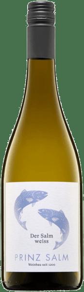 Der Salm weiß Landwein vom Rhein 2019 - Weingut Prinz Salm