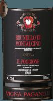 Voorvertoning: Vigna Paganelli Brunello di Montalcino Riserva DOCG 1,5 l Magnum in OHK 2012 - Tenuta il Poggione