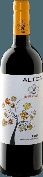 Altos R Tempranillo Rioja DOC 2019 - Altos de Rioja