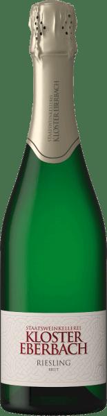 De Riesling Sekt brut van Kloster Eberbach is een heerlijke mousserende wijn uit het Duitse wijnbouwgebied Rheingau. In het glas presenteert deze wijn zich in een delicaat strogeel met aanhoudende perlage in fijne parelslierten. De intense aroma's van geel steenfruit (abrikoos en perzik) samen met tonen van sappige appels verwennen de neus. In de mond heeft deze Duitse mousserende wijn zoet gerijpt appelfruit met hints van kruiden. Deze mousserende wijn is heerlijk toegankelijk en ongecompliceerd. Spijsaanbeveling voor de Kloster Eberbach Riesling Sekt Deze mousserende wijn uit Duitsland is een uitstekende begeleider van zeevruchten, schelpdieren en lichte visgerechten. Maar ook bij desserts of goed gekoeld als aperitief een waar genot.