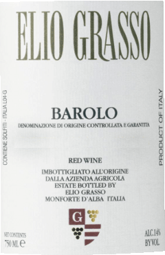 Barolo Gavarini Chiniera DOCG 2014 - Elio Grasso von Elio Grasso