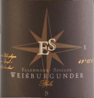 Voorvertoning: Weißburgunder Goldkapsel trocken 2020 - Ellermann-Spiegel