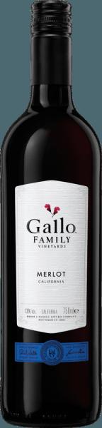 Merlot 2019 - Gallo Family