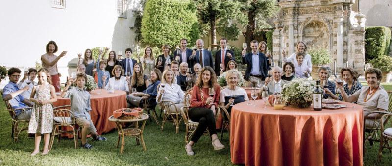 Familie Frescobaldi Besitzer von Danzante