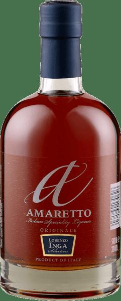 De Amaretto Originale van Lorenzo Inga betovert met zijn fijne kruidige en zoete aroma's van amandel en vanille. Deze klassieke amandellikeur is zoet en zacht in de mond met een uitgesproken smaak van marsepein. Karamel en zwarte kersen zijn merkbaar in de afdronk. Serveersuggesties voor de Amaretto Originale van Lorenzo Inga Geniet van deze Amaretto als aperitief, bij desserts of in cocktails en longdrinks.