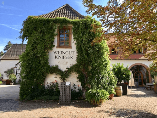 Winery Knipser Laumersheim Pfalz