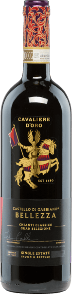 Bellezza Chianti Classico Gran Selezione DOCG 2015 - Castello di Gabbiano