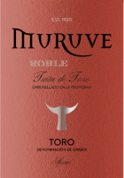Voorvertoning: Muruve Tinto Roble Toro DO 2017 - Bodegas Frutos Villar