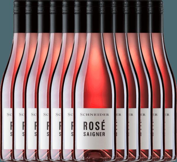 12er Vorteils-Weinpaket - Saigner Rosé trocken 2019 - Markus Schneider