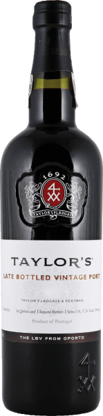 Late Bottled Vintage 2016 - Taylor's Port von Taylor's Port