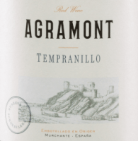 Voorvertoning: Agramont Tempranillo Roble DO 2016 - Bodegas Agronavarra