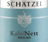 Voorvertoning: Nierstein Riesling Kabinett 2019 - Weingut Schätzel
