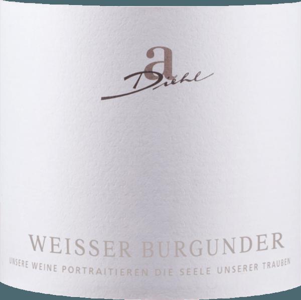 Weißer Burgunder trocken 1,0 l 2019 - A. Diehl von Weingut A. Diehl