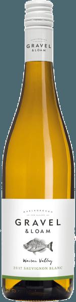 Sauvignon Blanc Wairau Valley 2020 - Gravel & Loam