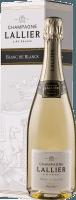 Blanc de Blanc Grand Cru in Geschenkpackung - Champagne Lallier