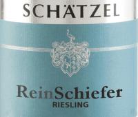 Voorvertoning: ReinSchiefer Riesling trocken 2017 - Weingut Schätzel